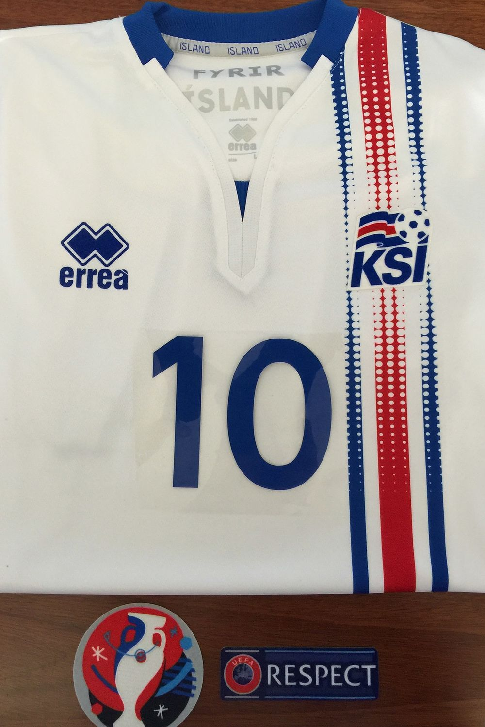 5ab8012c8 Iceland Miracle Soccer Run Creating Havoc for Jersey Sellers - Bloomberg