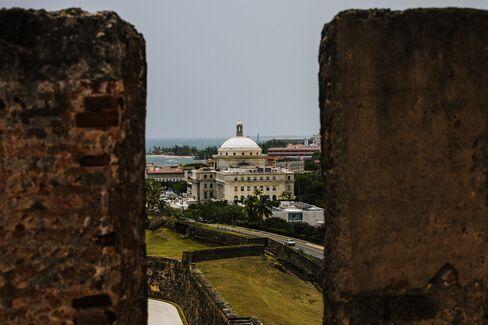 Republicans Back Puerto Rico Help, Balk At Bankruptcy Push