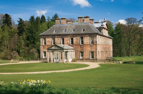 Scotland's Priciest Home for Sale