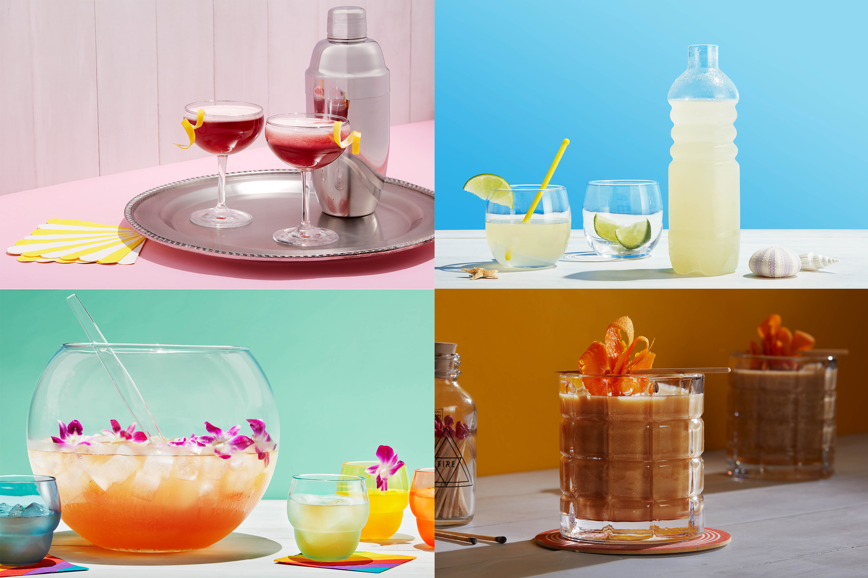 The Eight Best Drinks for Summer