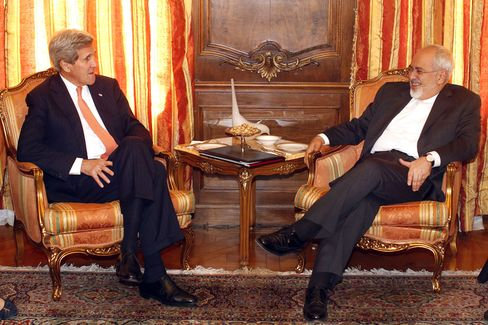 Kerry Meets With Mohammad Javad Zarif