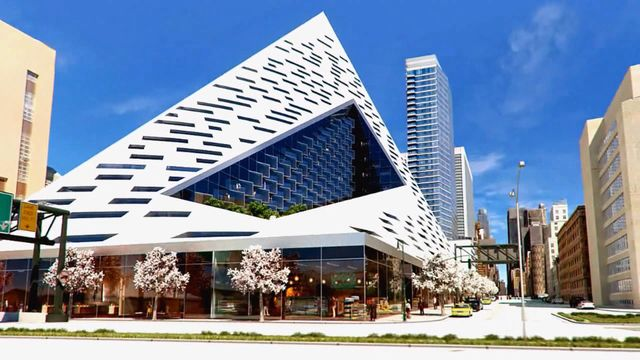 Google S New Campus Architects Ingels Heatherwick S Moon