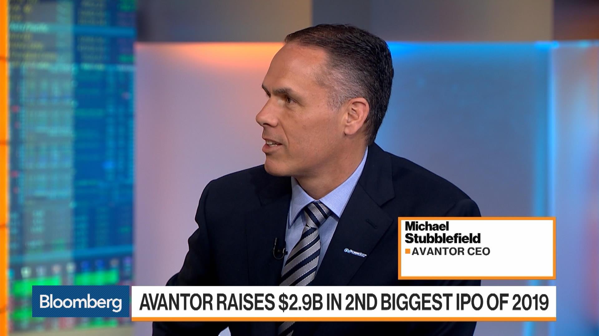 Avantor Gets Modest Trade Debut Bump After $2 9 Billion IPO