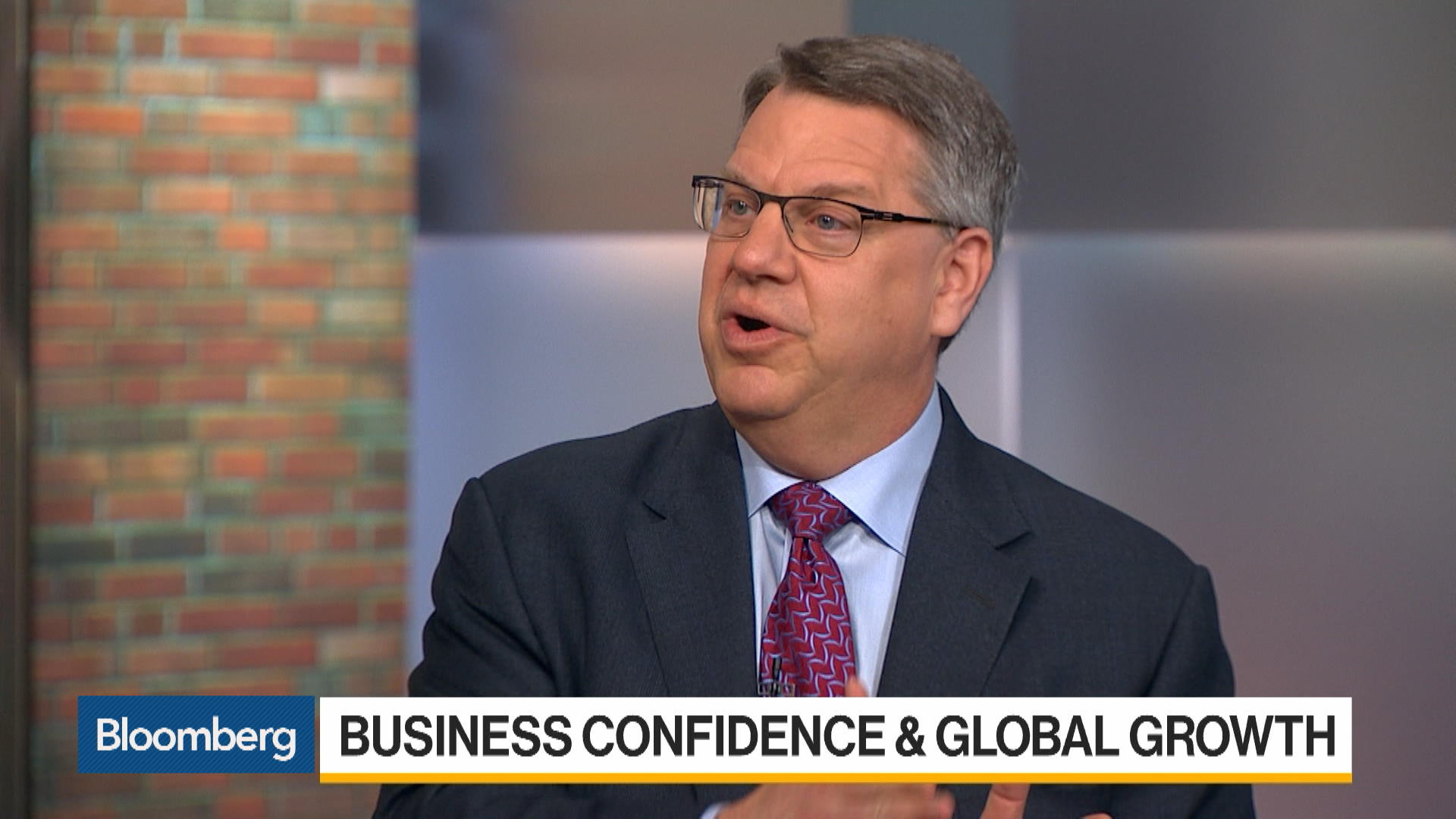 What Trade Tension Means to CEOs and Business Confidence