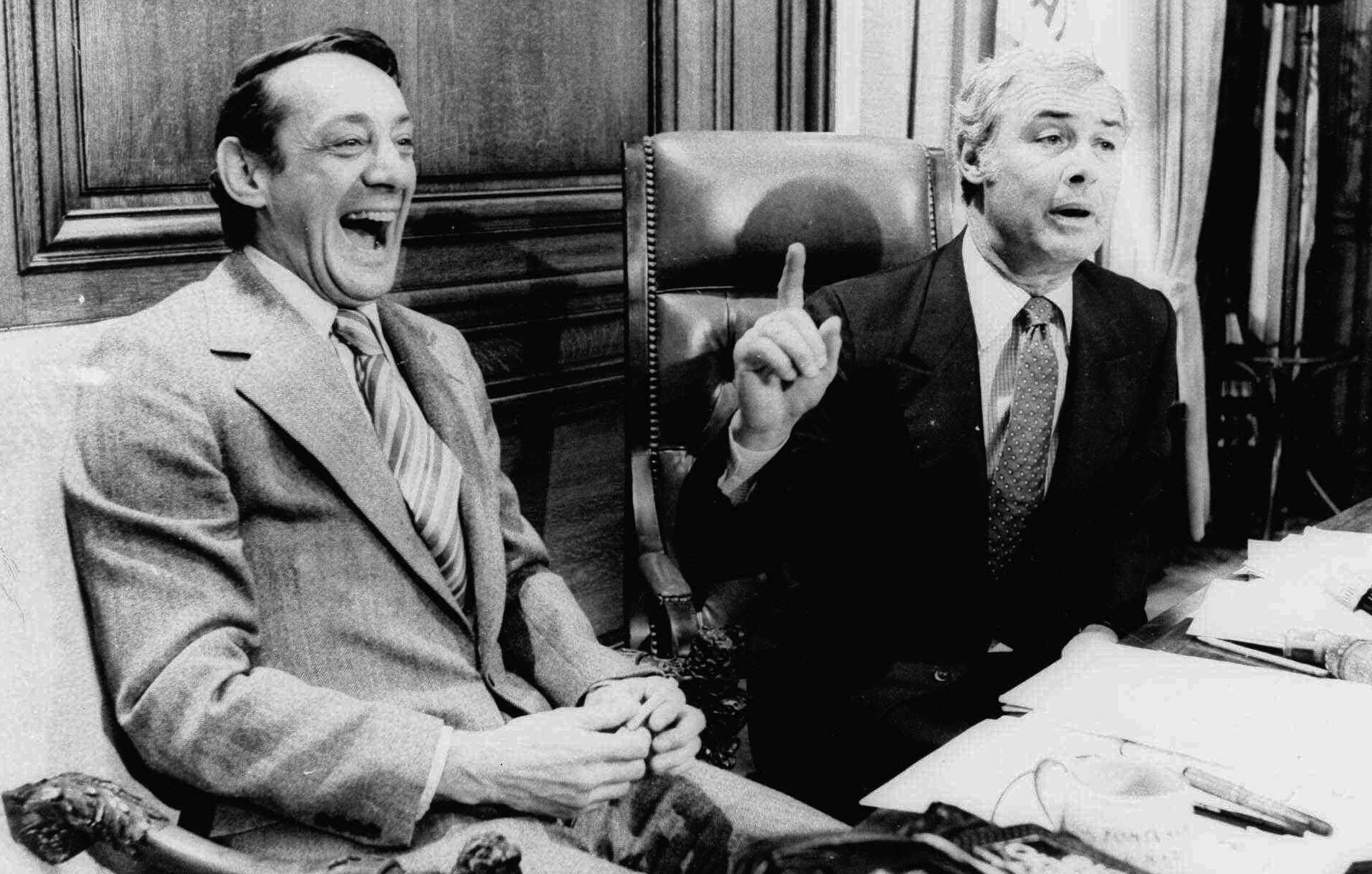 Harvey Milk, George Moscone