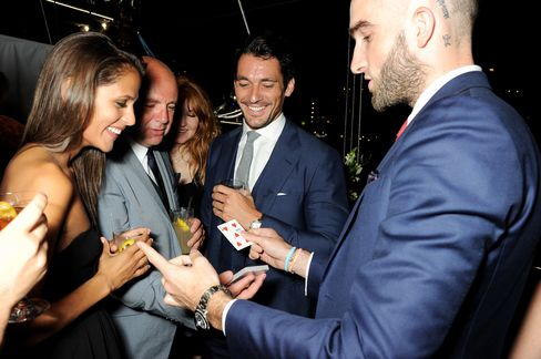 Diageo Eyes Europe's Luxury Drinkers With Models at Boat Parties