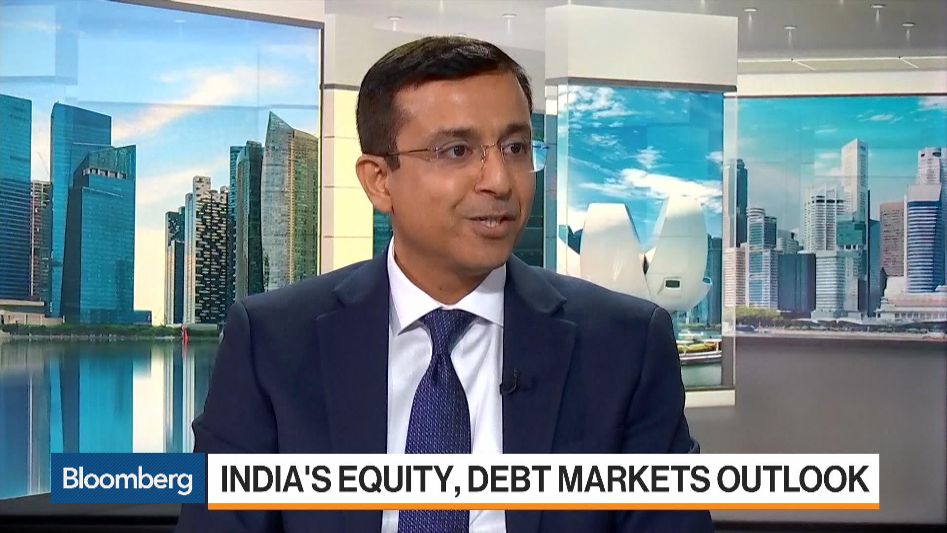 IDFC Asset Management CEO Vishal Kapoor on Indian Markets, Economy, RBI Policy