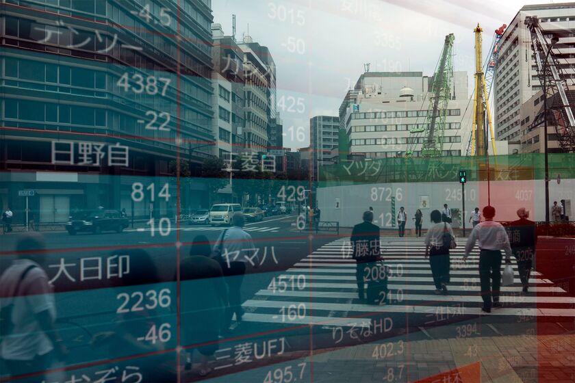Japanese Stocks Drop On US-China Trade War