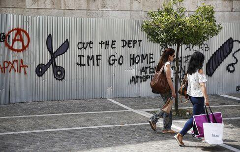 Greece Economy As Greek Debt Talks Continue