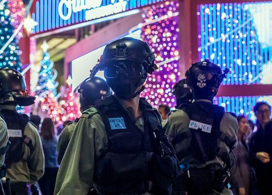 Hong Kong ProtestsLed to $5 Billion Fund Outflow, Bankof EnglandSays
