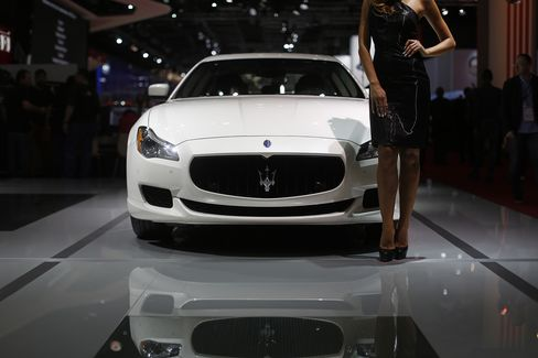 Maserati's Quattroporte, which hit the road in 2013, has helped the brand become a high-volume player.