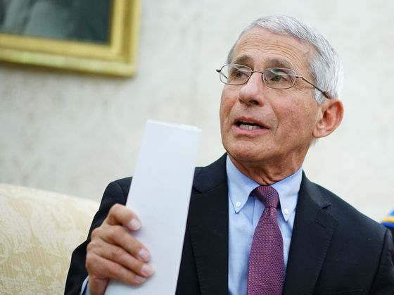 Coronavirus Is Likely to Generate Telltale Signs, Fauci Says