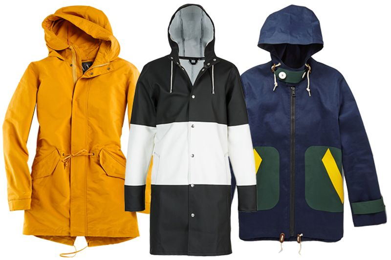 The 15 Best Raincoats for Men, From Trenches to Windbreakers ...