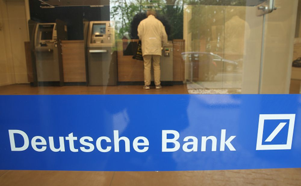 A Deutsche Bank Merger Won't Fix Europe's Banks
