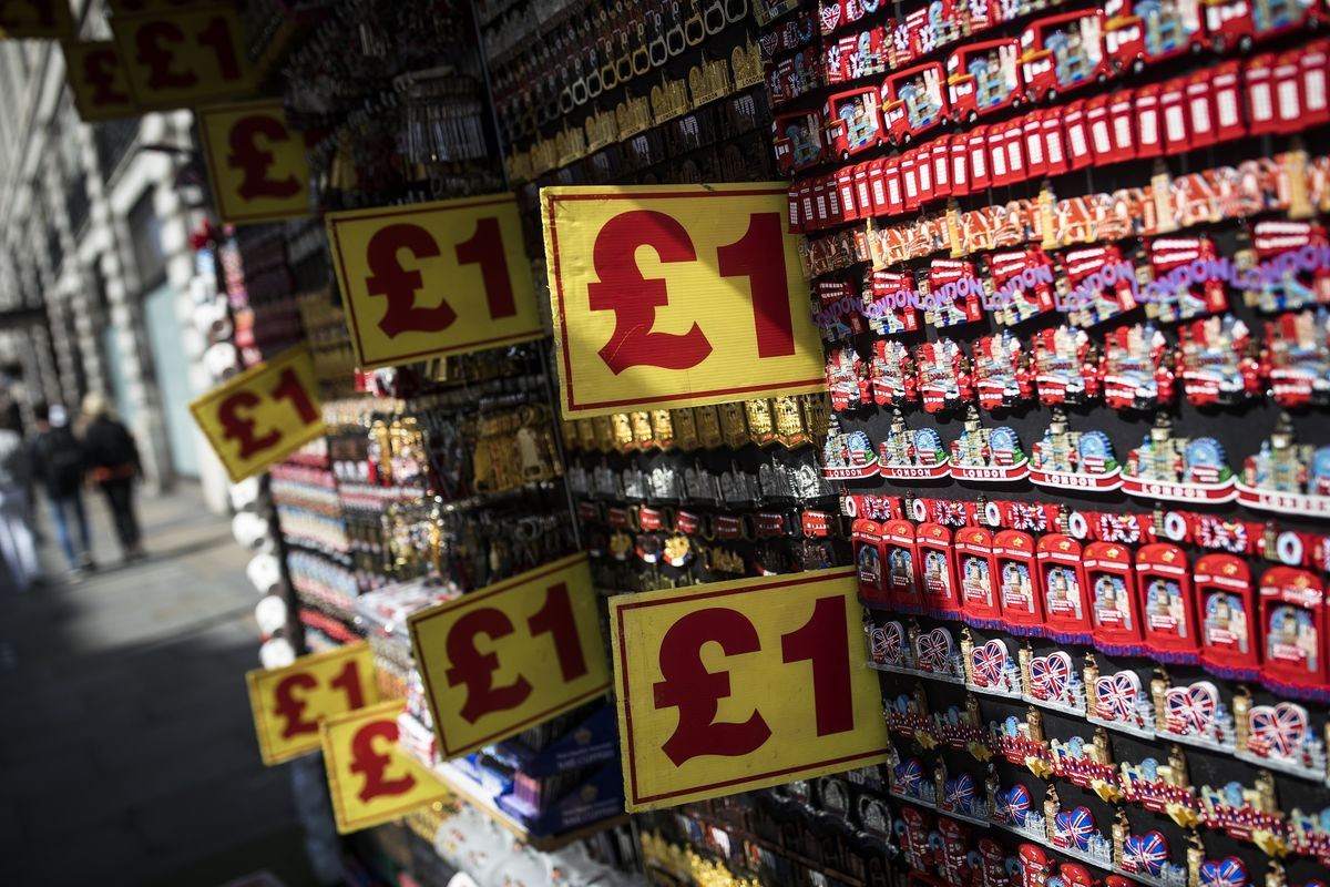 Even Good Weather Couldn't Save British Retail