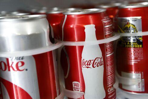 Coca-Cola Profit Declines 4% as European Sales Volumes Fall