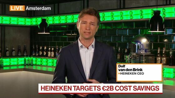 Heineken CEO Targets 8,000 Job Cuts as Pandemic Curbs Sales