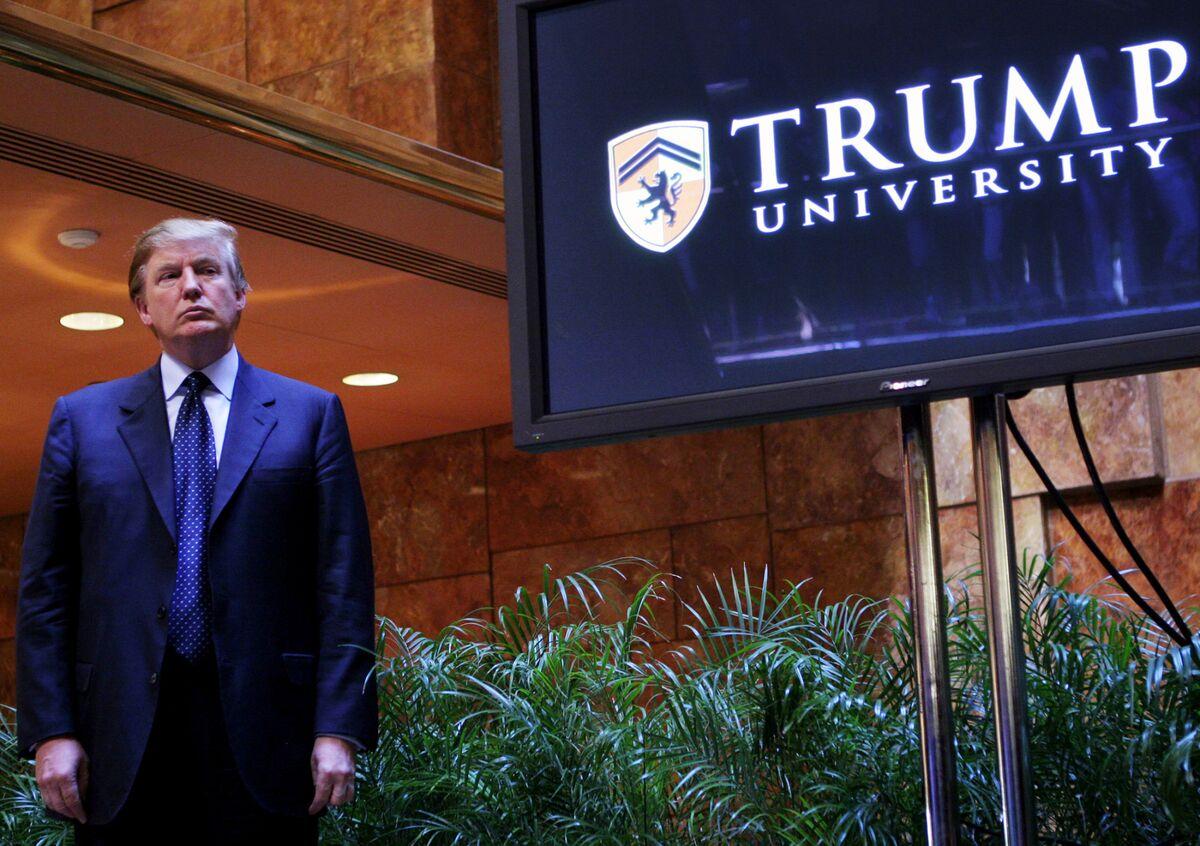 Trump Organization's Ethics Team Tied to Trump U, Dark Money