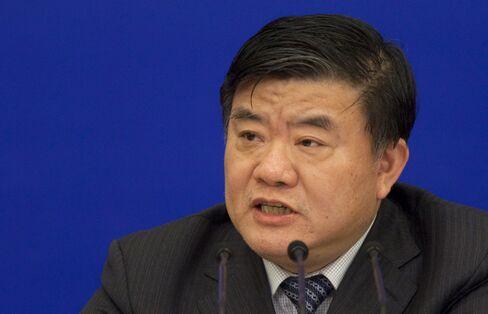 Health Minister Chen Zhu