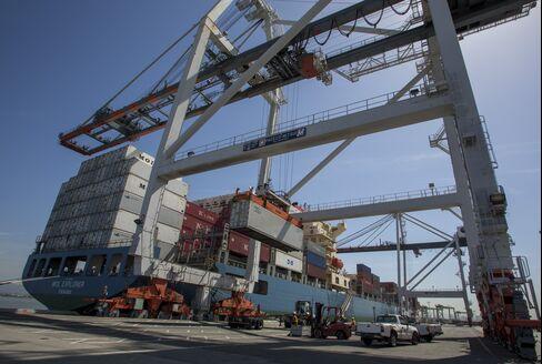 Trade Gap Probably Shrank on Cheaper Oil