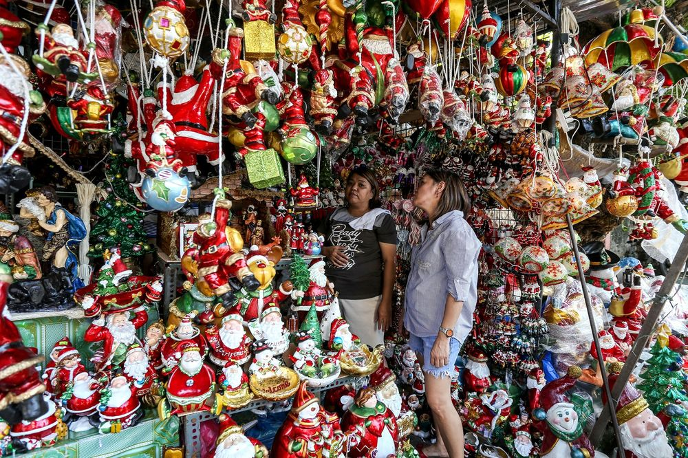 Christmas In The Philippines.Inflation Is The Grinch Stealing Christmas In Philippines