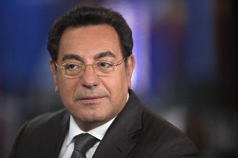 Amec Plc CEO Samir Brikho