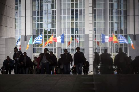 EU Races for Bank-Law Deal to Avert Post-Election Quagmire