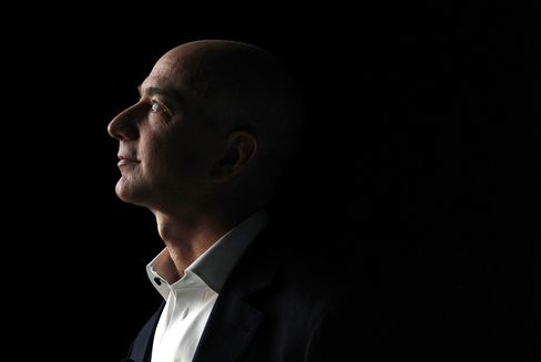 Amazon.com Inc. Founder and Chief Executive Officer Jeff Bezos