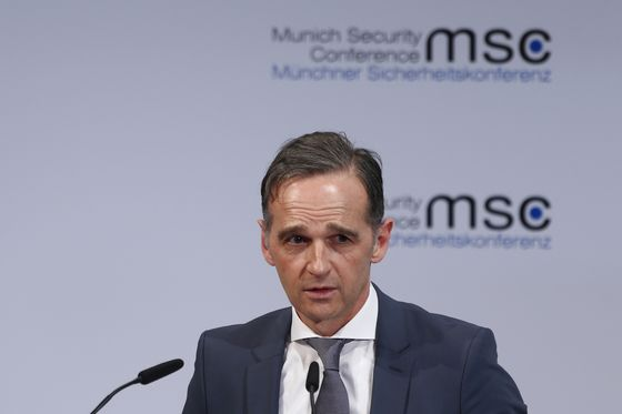Germany's Top Diplomat Isolating After Bodyguard Tests Positive for Covid
