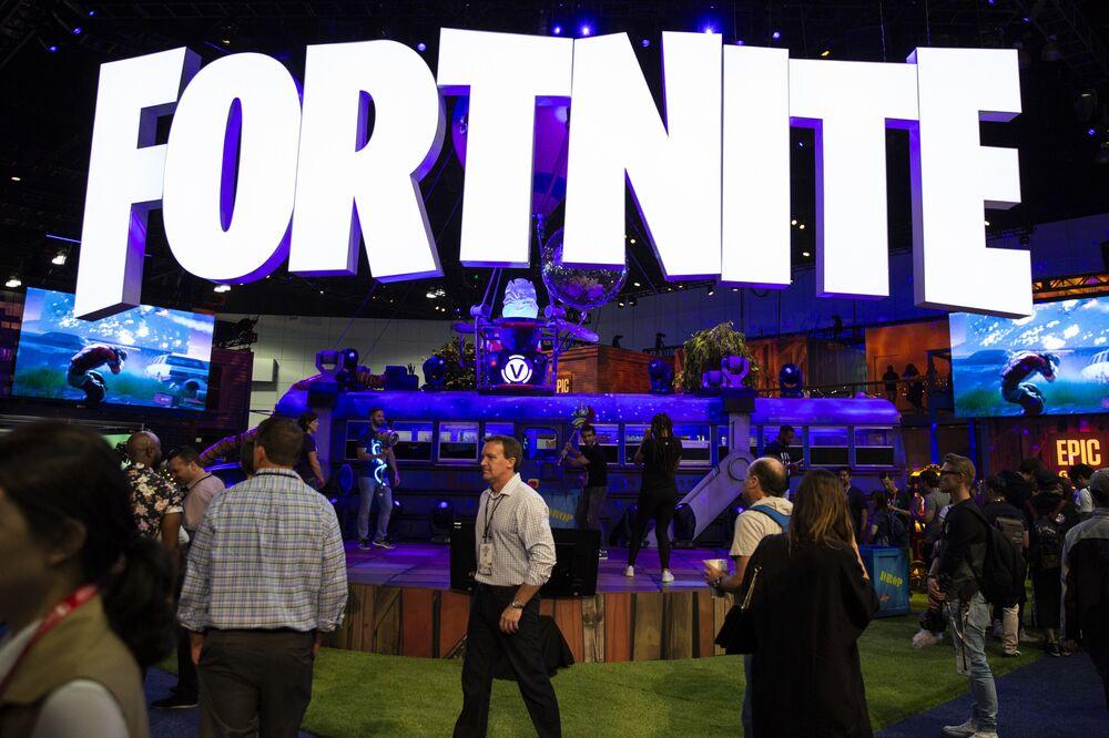 Fortnite Maker Gets $1.25 Billion From New Investor Group - Bloomberg