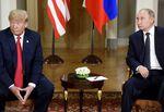 プーチン大統領、トランプ大統領