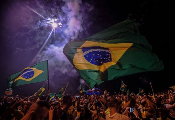 Brazil Swings Right With Jair Bolsonaro's Commanding Victory
