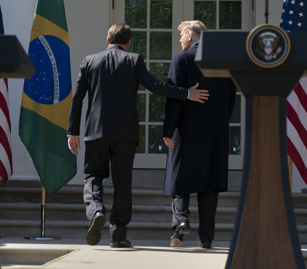 Brazil Isn't Ready for Trump's Invitation to NATO