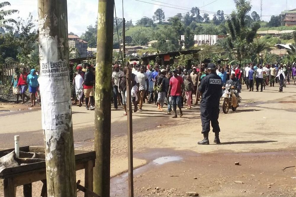 Anglophone Cameroon Braces for Pro-Independence Rallies