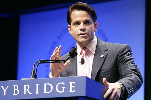 SkyBridge Managing Partner Anthony Scaramucci