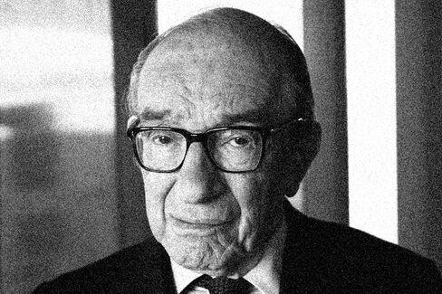 Charlie Rose Talks to Alan Greenspan