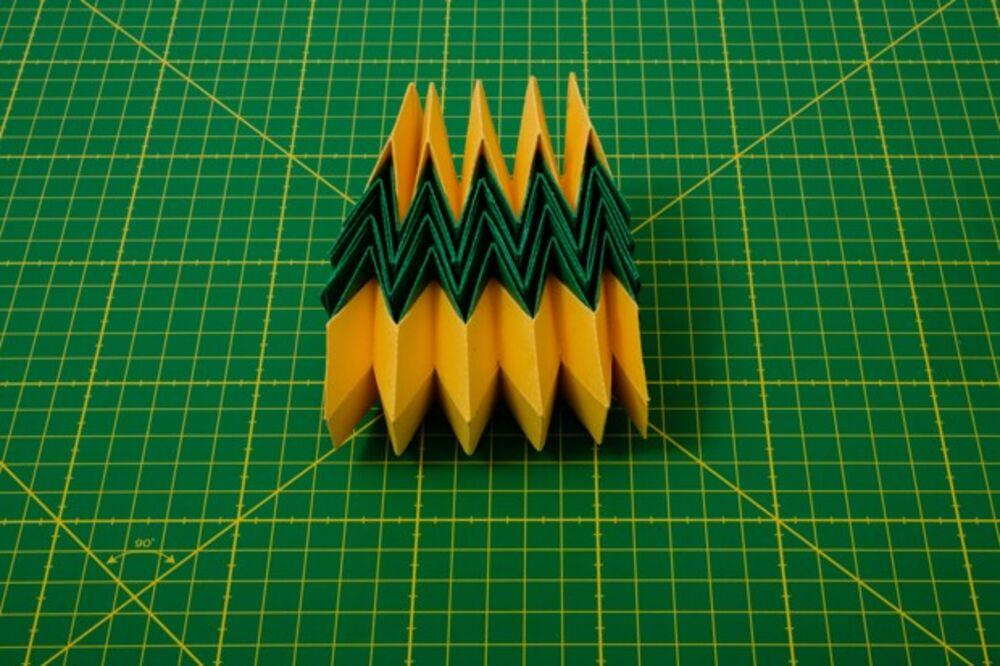 how-to-make-an-origami-bird-base-origami-bird-base-rose-origami ... | 666x1000