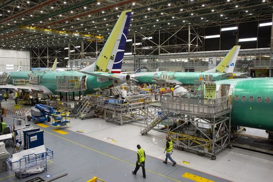Boeing Max Return at Risk in Major Work-From-Home Challenge
