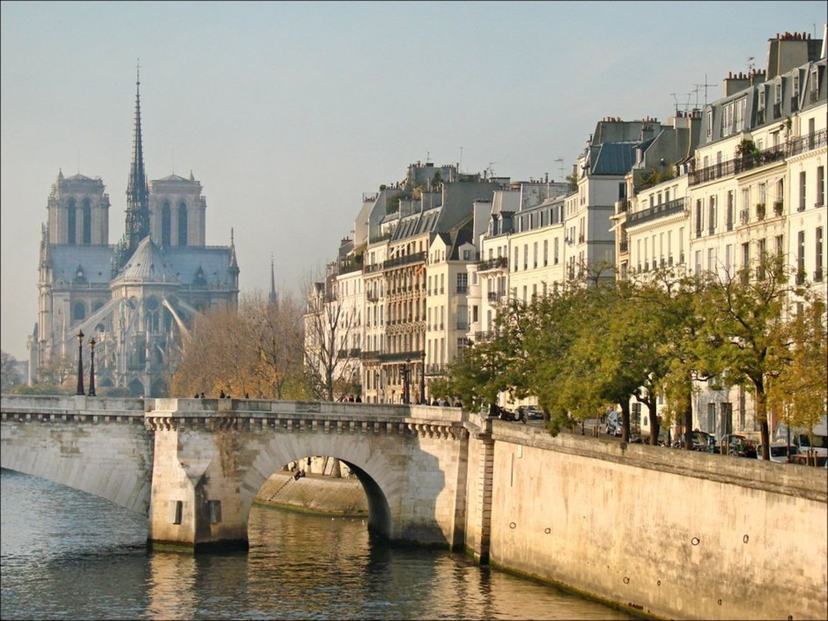 If You Own a Vacation Home in Paris, Consider Yourself Warned