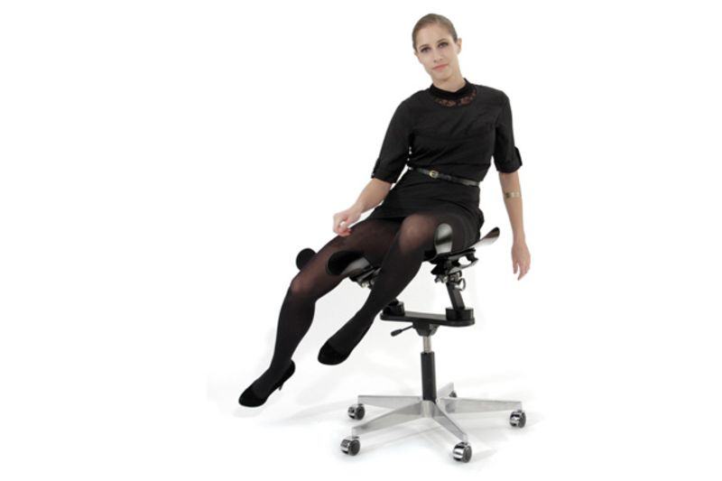 This 8 500 Smart Office Chair Never Stops Moving
