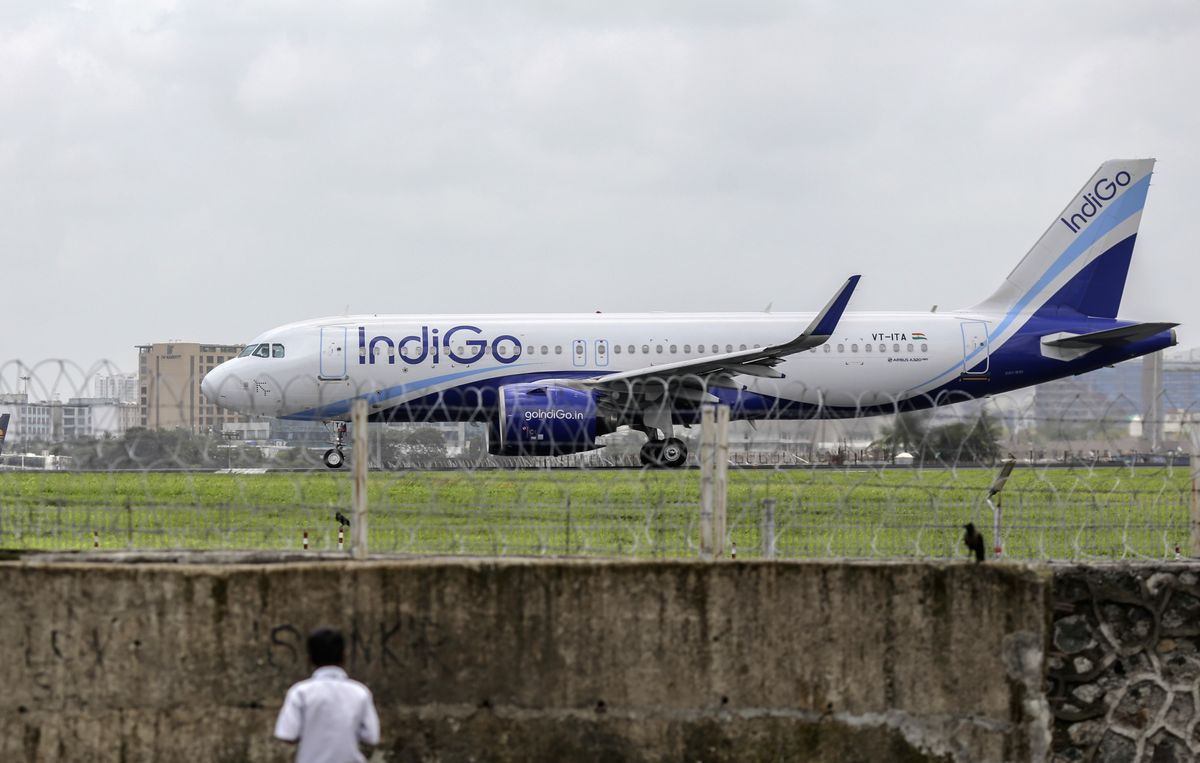 IndiGo Billionaire Gangwal Flags Truce With Airline Co-Founder