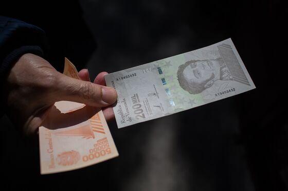 Venezuela's Battered Bolivar Gets Makeover With Six Fewer Zeroes