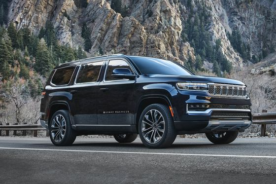 Jeep Targets Cadillac Escalade with $111,000 Grand Wagoneer