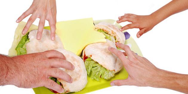 Parent-Child Sandwich