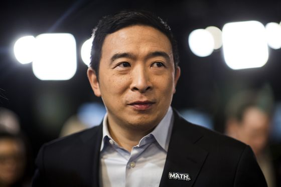 Andrew Yang Files Paperwork to Run for New York City Mayor