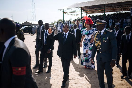 Paul Biya Poised to Win a New Presidential Term in Cameroon