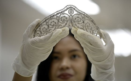 Duterte Allows Auction of Seized Marcos Jewelry Worth Millions