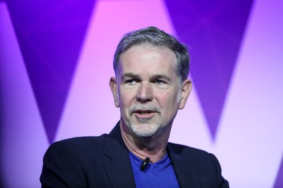 Netflix's Reed Hastings Collects $225 Million in Stock Sale