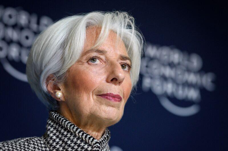 Το μεγαλύτερο πρόβλημα της Christine Lagarde είναι η Γερμανία