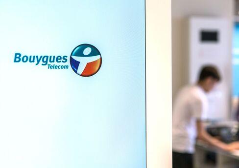 Inside A Bouygues Telecom Store
